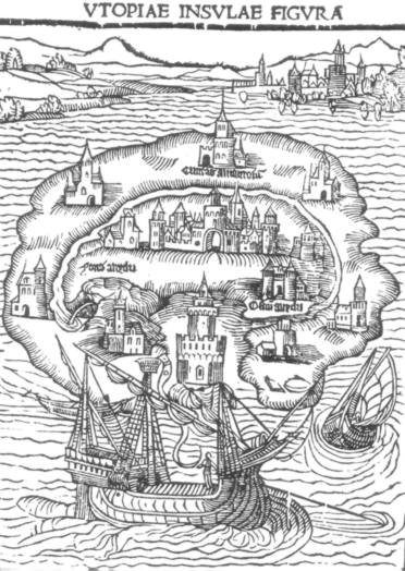 "Sir Thomas More ""Utopia"" (1516)"